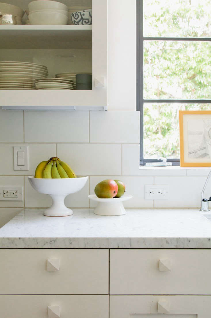 Cucina Hacker Remodeling 101 White Tile Pattern Glossary Remodelista