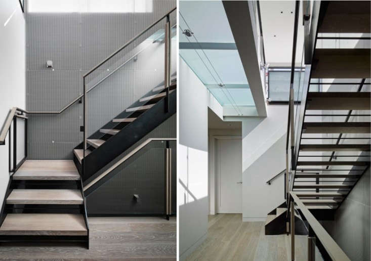 10 Favorites Wood And Steel Stairs From The Remodelista