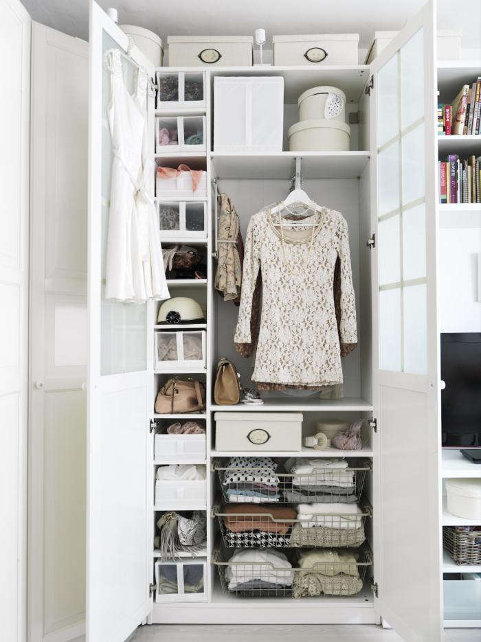 Rangements Placard Chambre Pax Wardrobe System