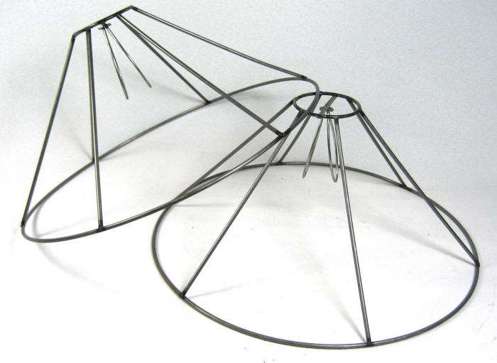Wire lamp frames car essay lamp shade wire frame saveenlarge greentooth Image collections