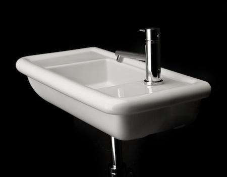 10 Easy Pieces Wall Mounted Guest Bath Sinks Remodelista