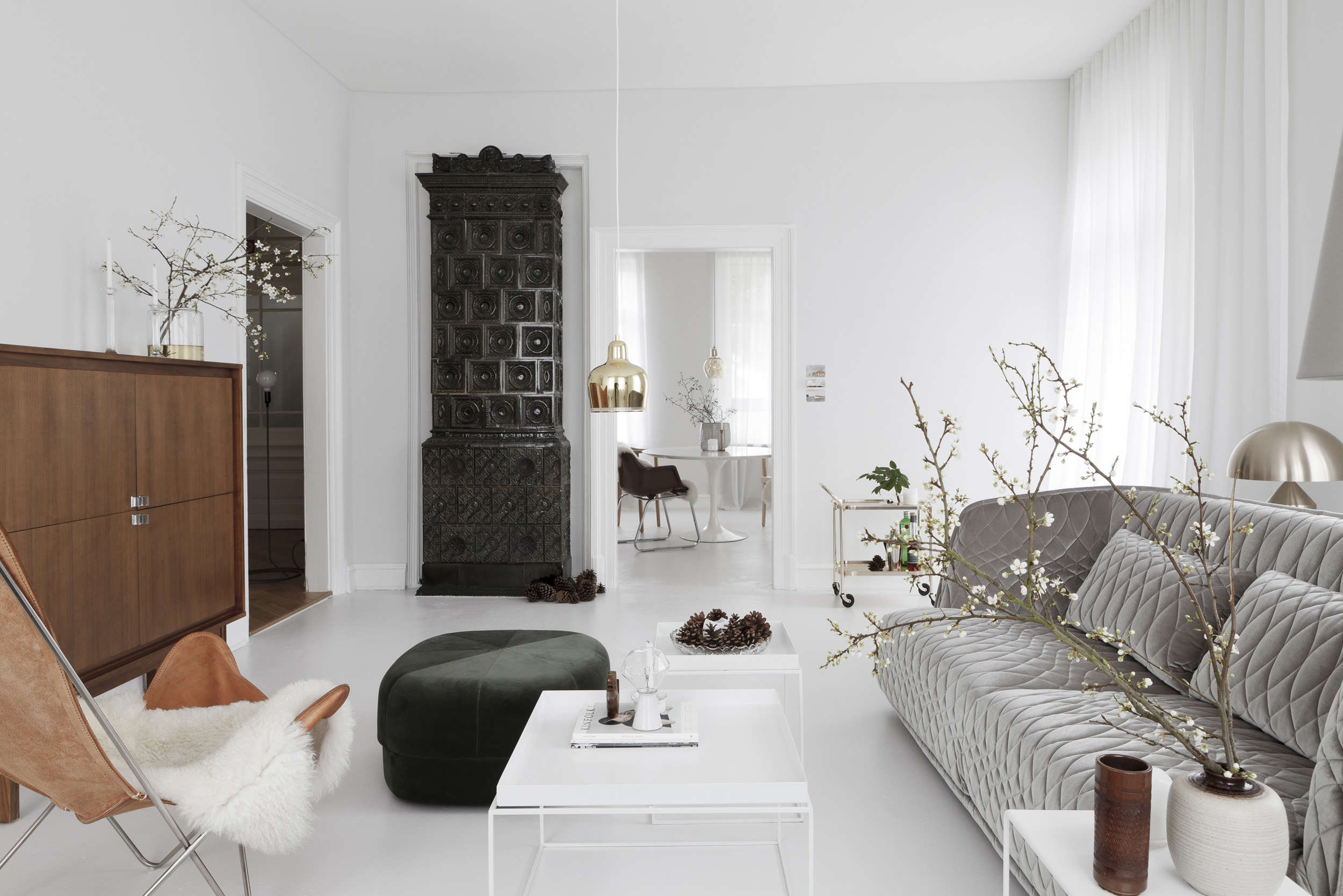 Appartement Interieur Luxe Earthly And Ethereal An Apartment Makeover By Studio Oink