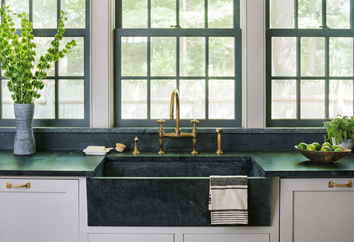 Stone Farmhouse Sink Lowest Price Everything You Need To Know About Soapstone Sinks In The Kitchen