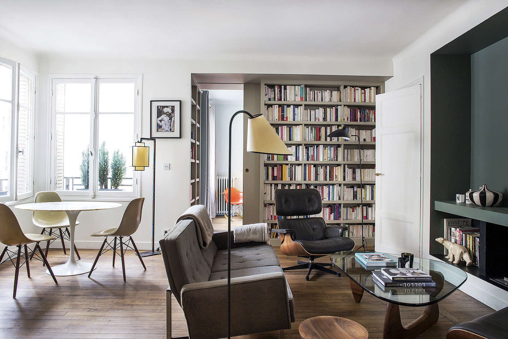 Small Apartment Interior 9 Small Space Ideas To Steal From A Tiny Paris Apartment
