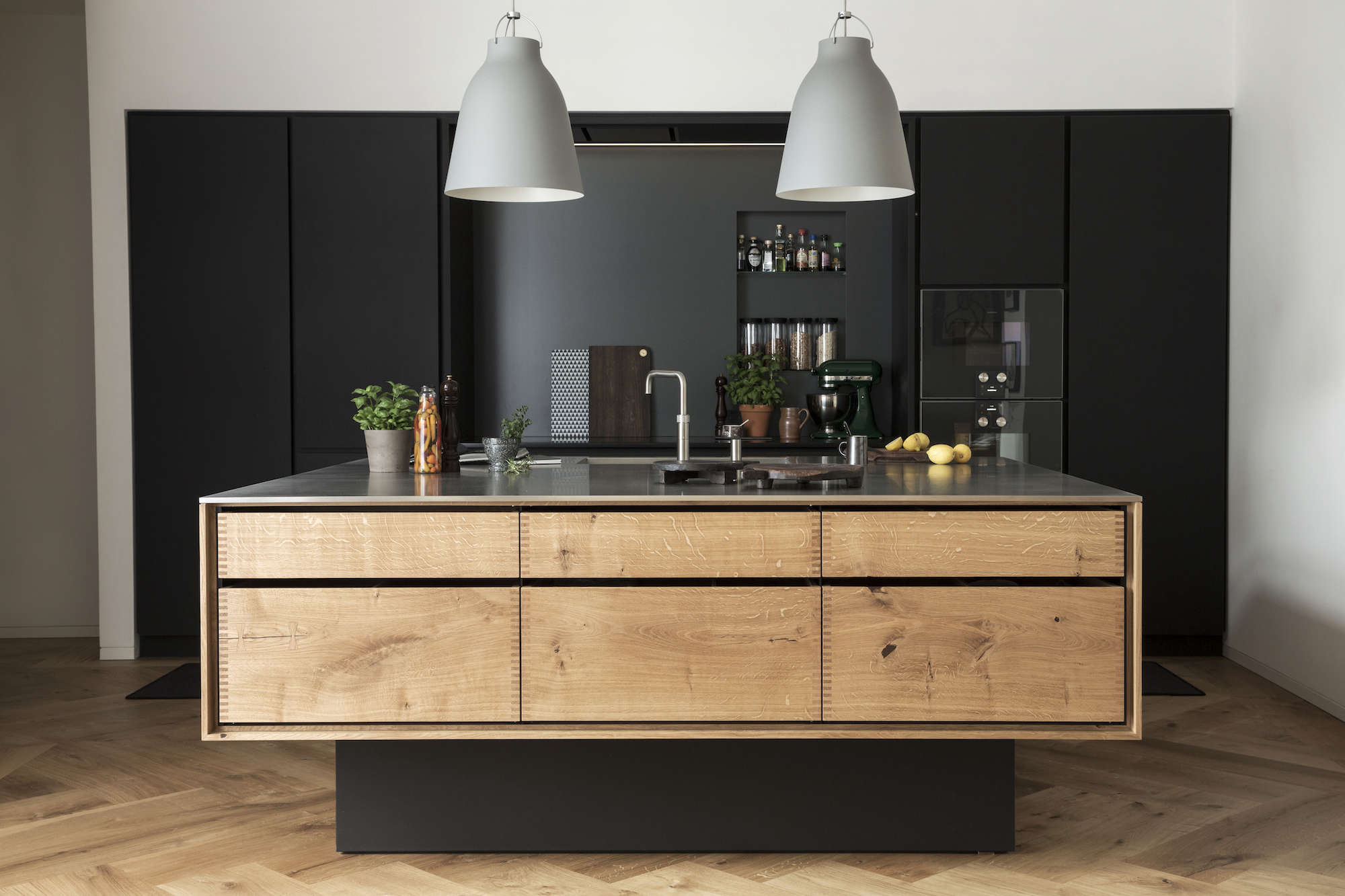Black Island Kitchen Kitchen Of The Week A Culinary Space In Copenhagen By Garde