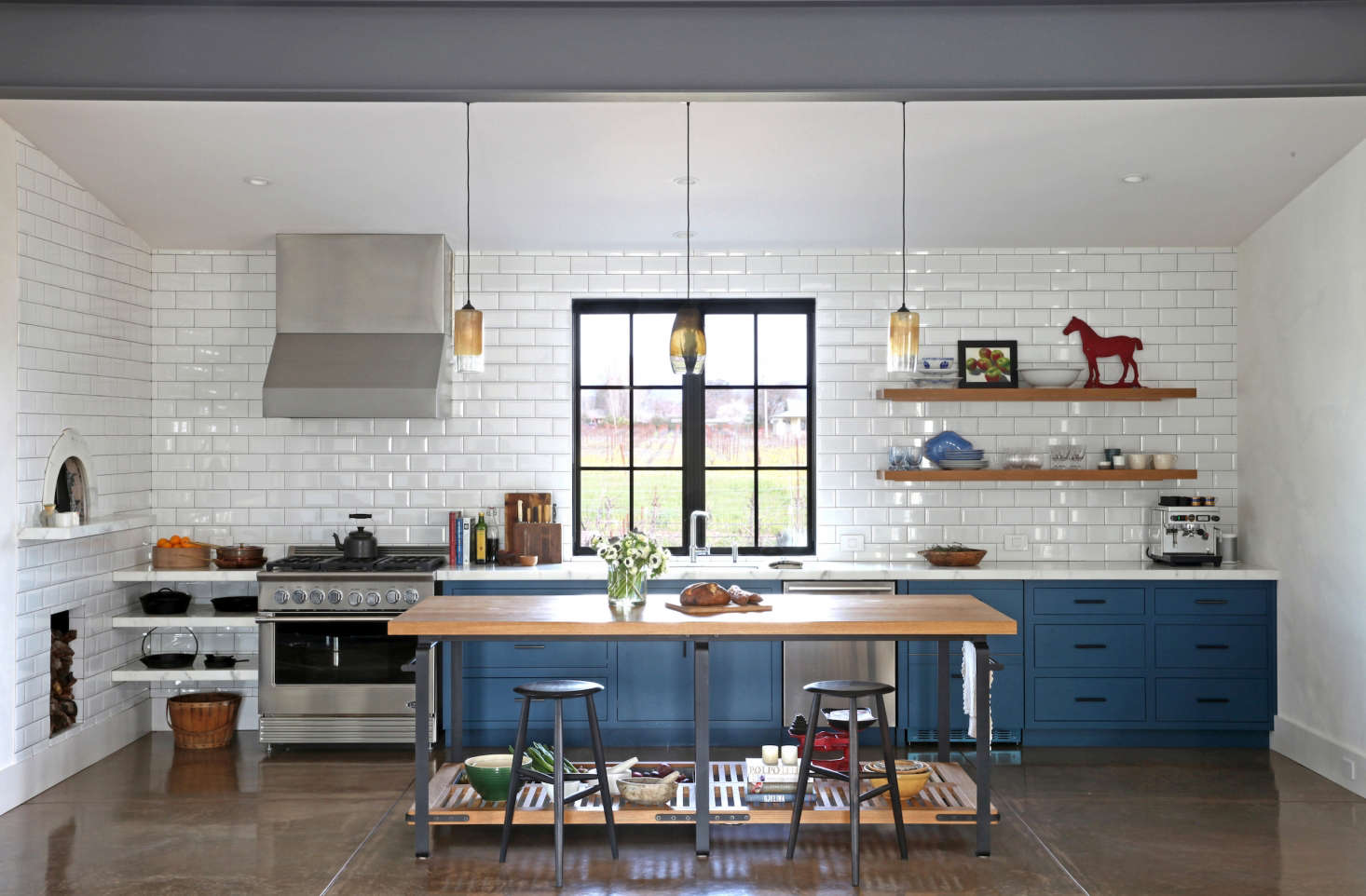 Kitchen Island With Range Remodeling 101 What To Know When Replacing Your Range Remodelista