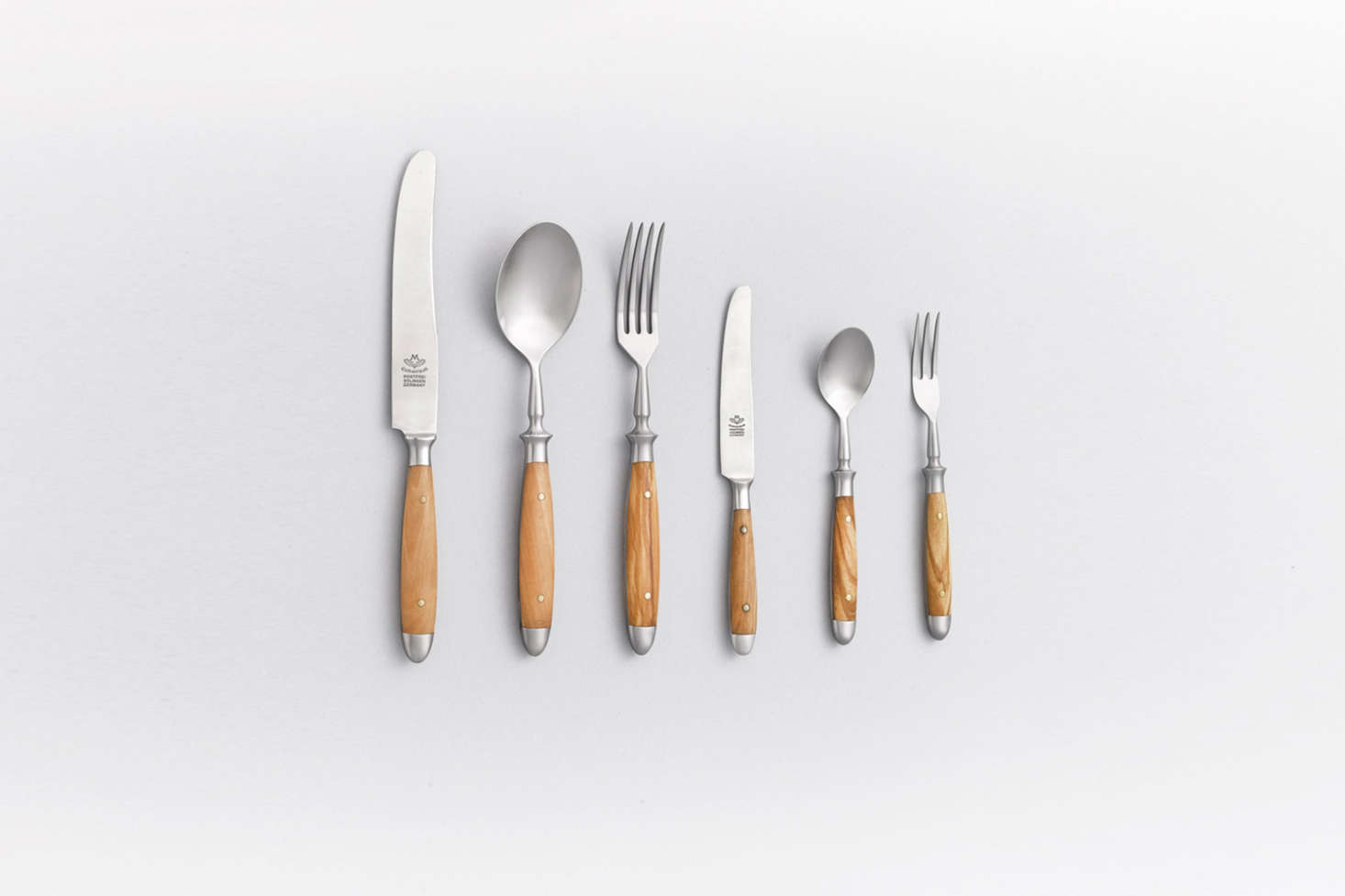 Discount Stainless Flatware 10 Easy Pieces German Designed Flatware Remodelista