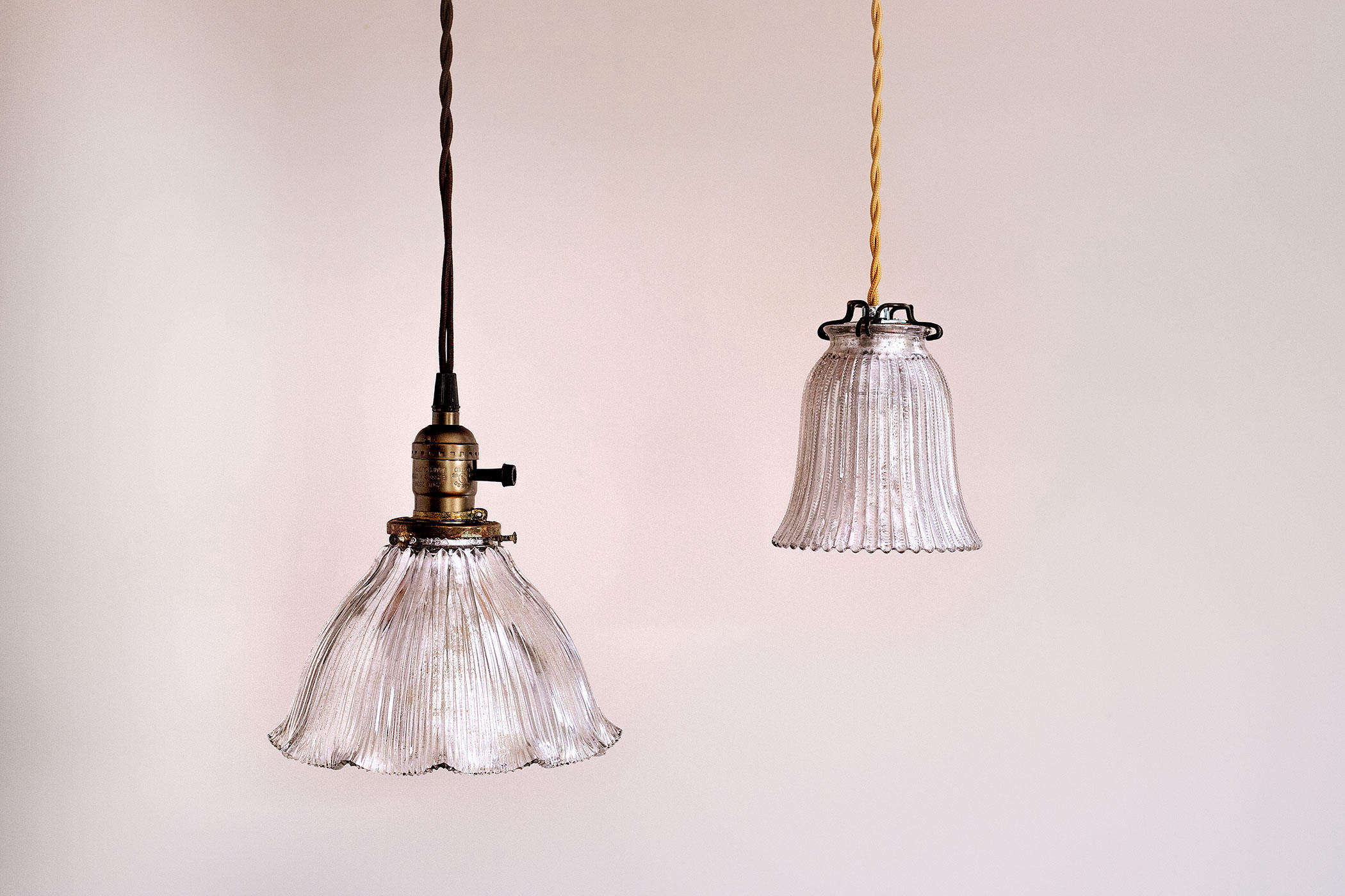 Diy Pendant Lights Australia How To Make A Vintage Looking Mercury Glass Pendant Lights For 25