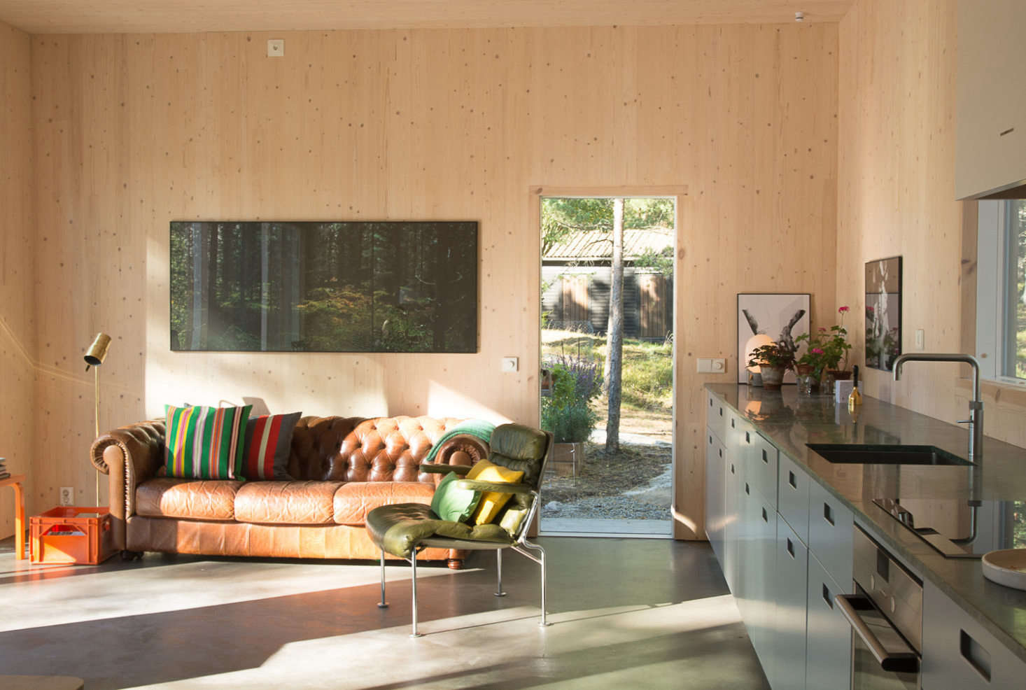 Sweden Houses Design Leva Husfabrik Flat Pack Prefab Summerhouses From Sweden