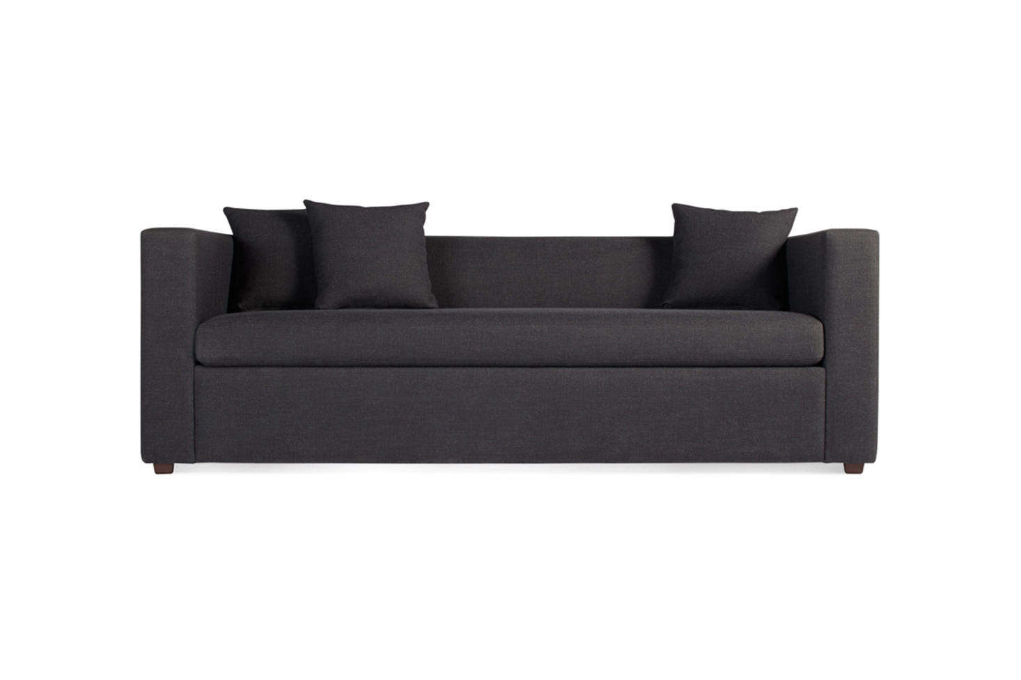 Vallentuna 4 Seat Modular Sofa With 3 Beds 10 Easy Pieces Good Looking Sleeper Sofas Remodelista