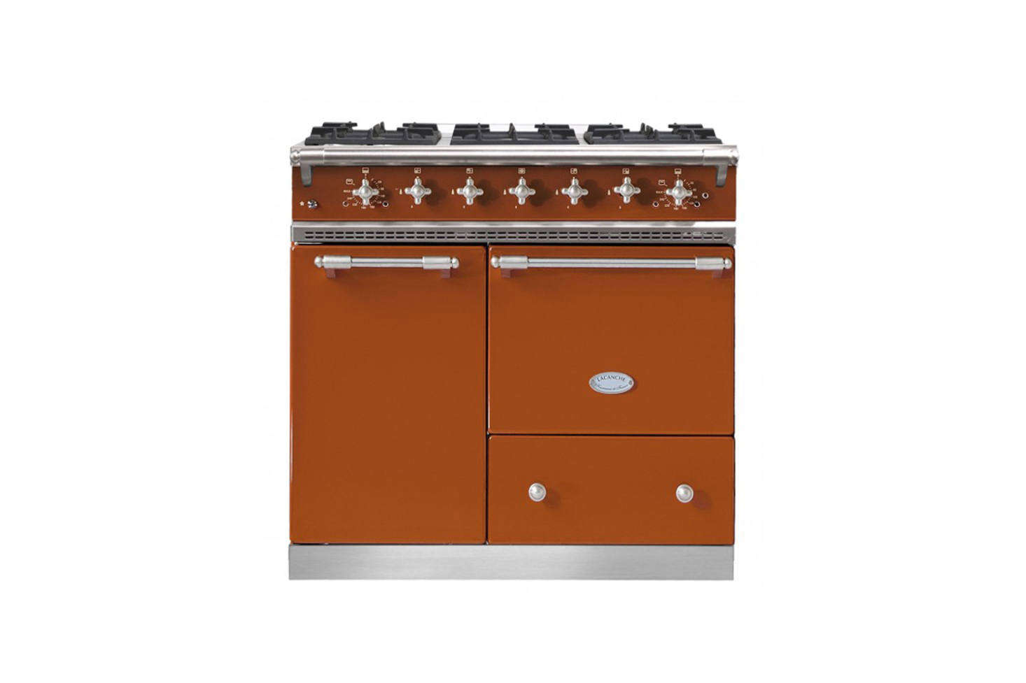 Fourneau Lacanche 10 Easy Pieces Retro Kitchen Ranges Remodelista