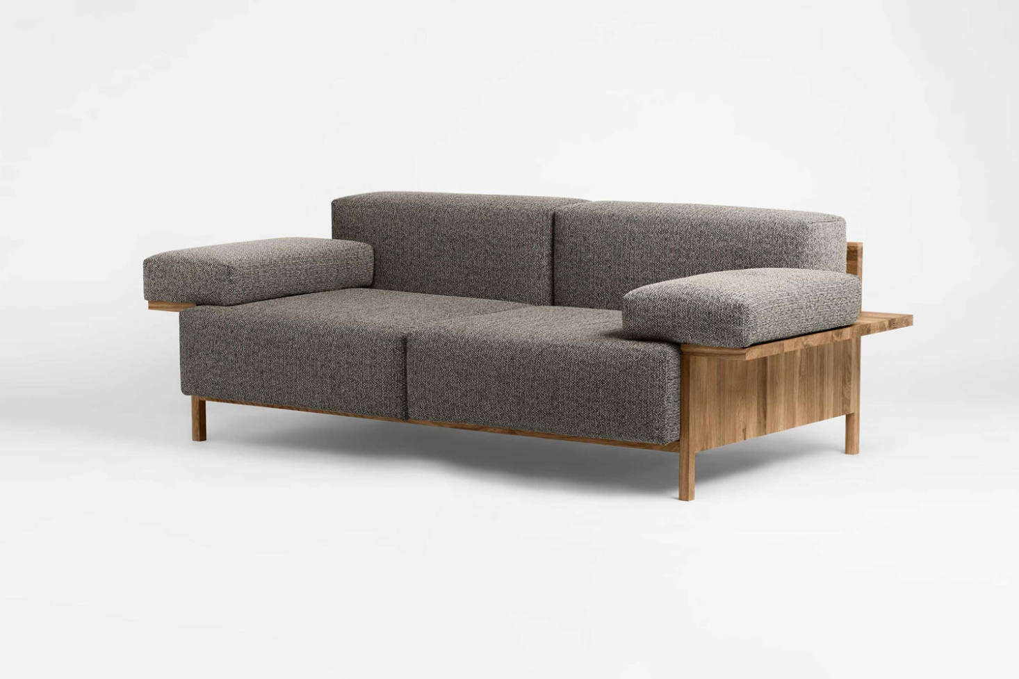 Sofa S 10 Easy Pieces Modern Wood Frame Sofas Remodelista