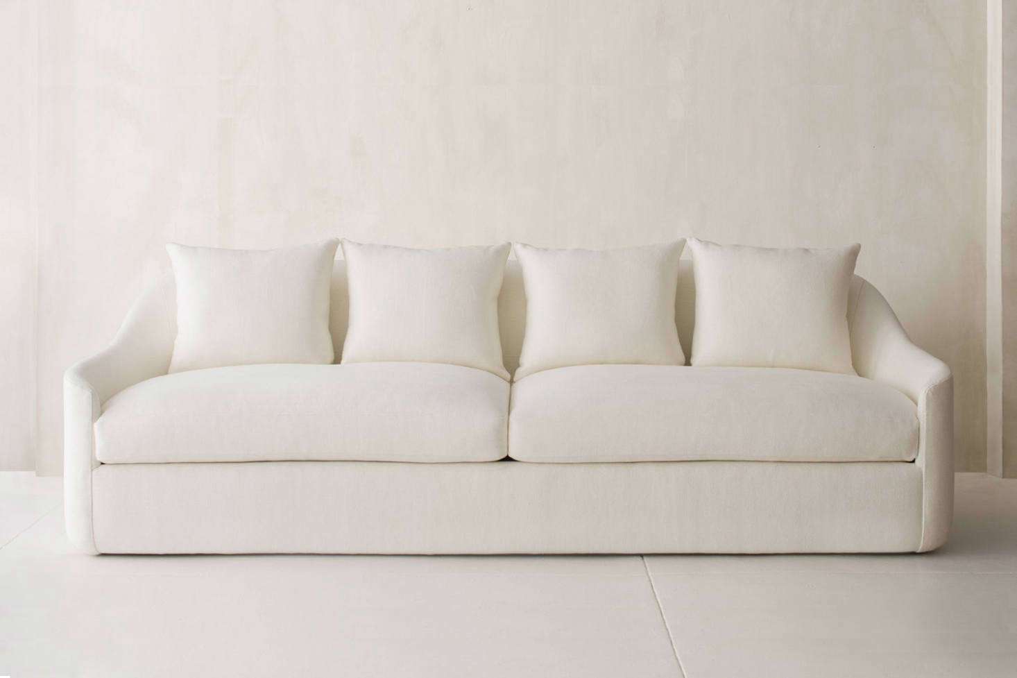 Antonio Citterio City Sofa 10 Easy Pieces The Perfect High End Luxury Sofa Remodelista
