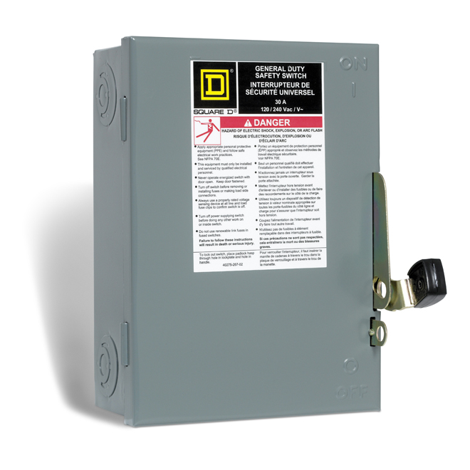 Square D Fuse Boxes Wiring Diagram