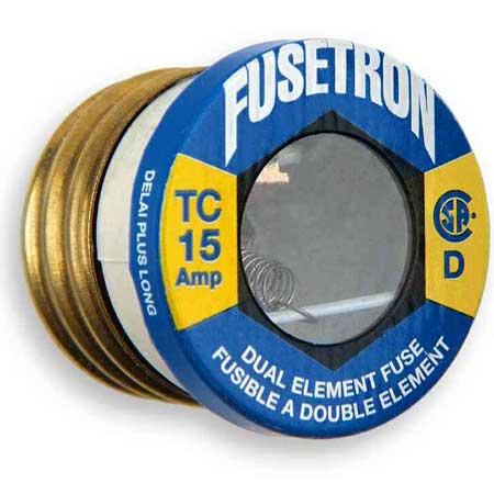 BUSSMANN D-type plug fuse BP-TC-15 Réno-Dépôt