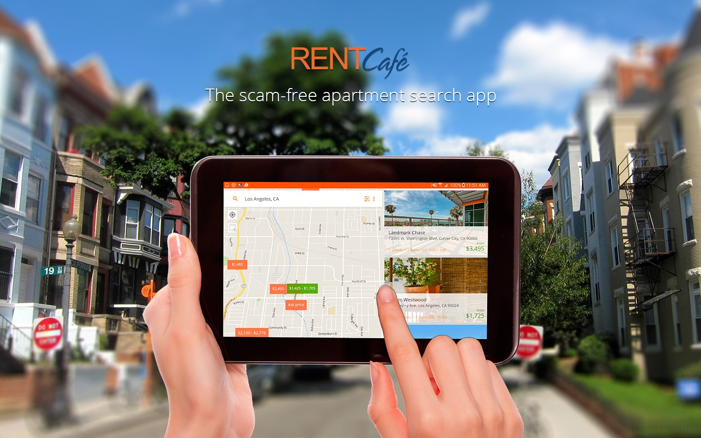 Renting Apartments Apartment Search App Rentcafé Mobile Apps