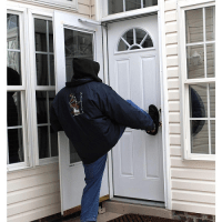 How to Secure the Front Door in Your Rental House ...