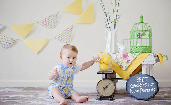 15 Best Gadgets for New Parents, Your Baby Tech Buying Guide