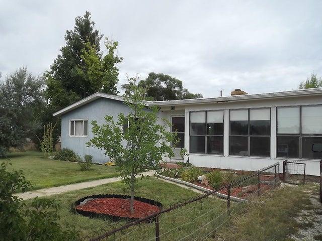 615 W Highland Avenue, Estancia, NM 87016
