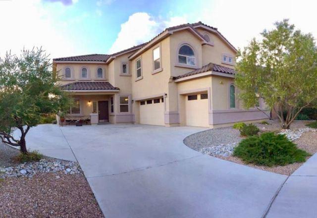 8632 Silk Tassel Road NW, Albuquerque, NM 87120