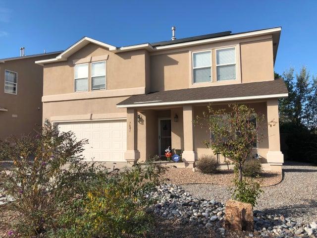 7601 Briar Ridge Avenue NW, Albuquerque, NM 87114