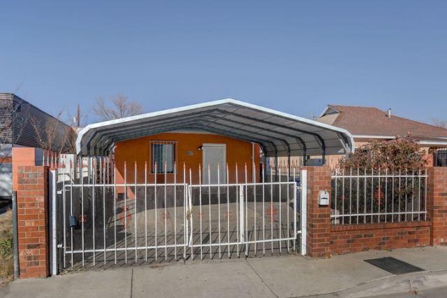 807 Santa Fe Avenue SW, Albuquerque, NM 87102