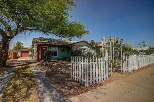 1530 E WILLETTA Street, Phoenix, AZ 85006