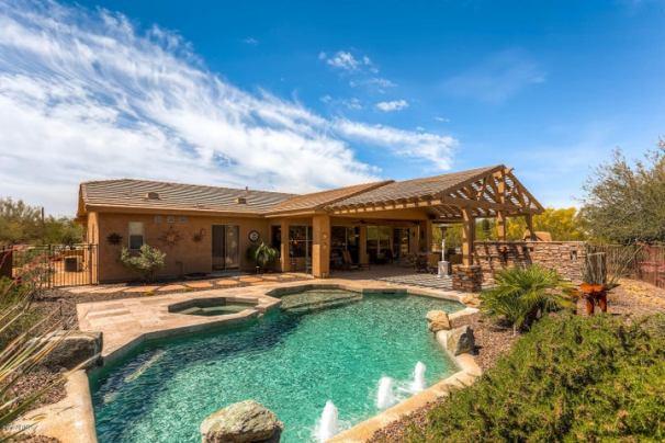 5866 E WILDCAT Drive, Cave Creek, AZ 85331
