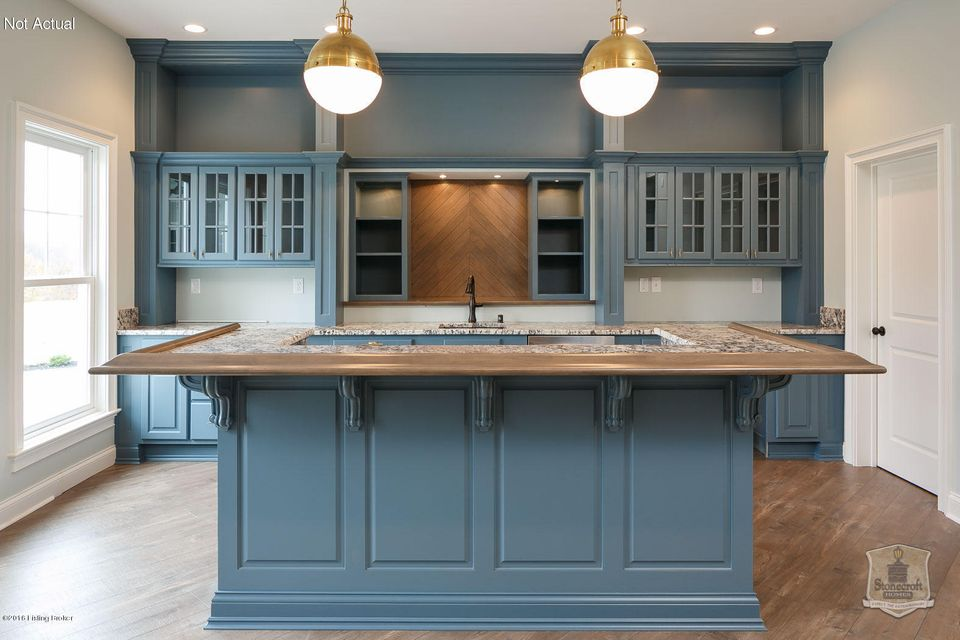 Unfinished Kitchen Cabinets Louisville Ky Shelby County New Construction For Sale