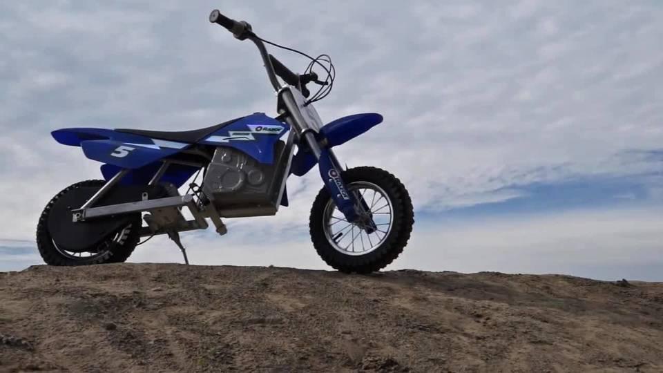 Razor MX350 24-Volt Dirt Rocket Electric Motocross Bike - Walmart