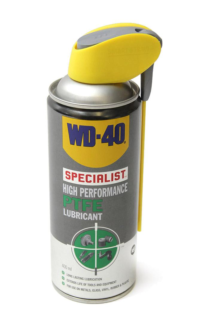 Teflon Spray Review: Wd40 Specialist: High Performance Ptfe Lubricant