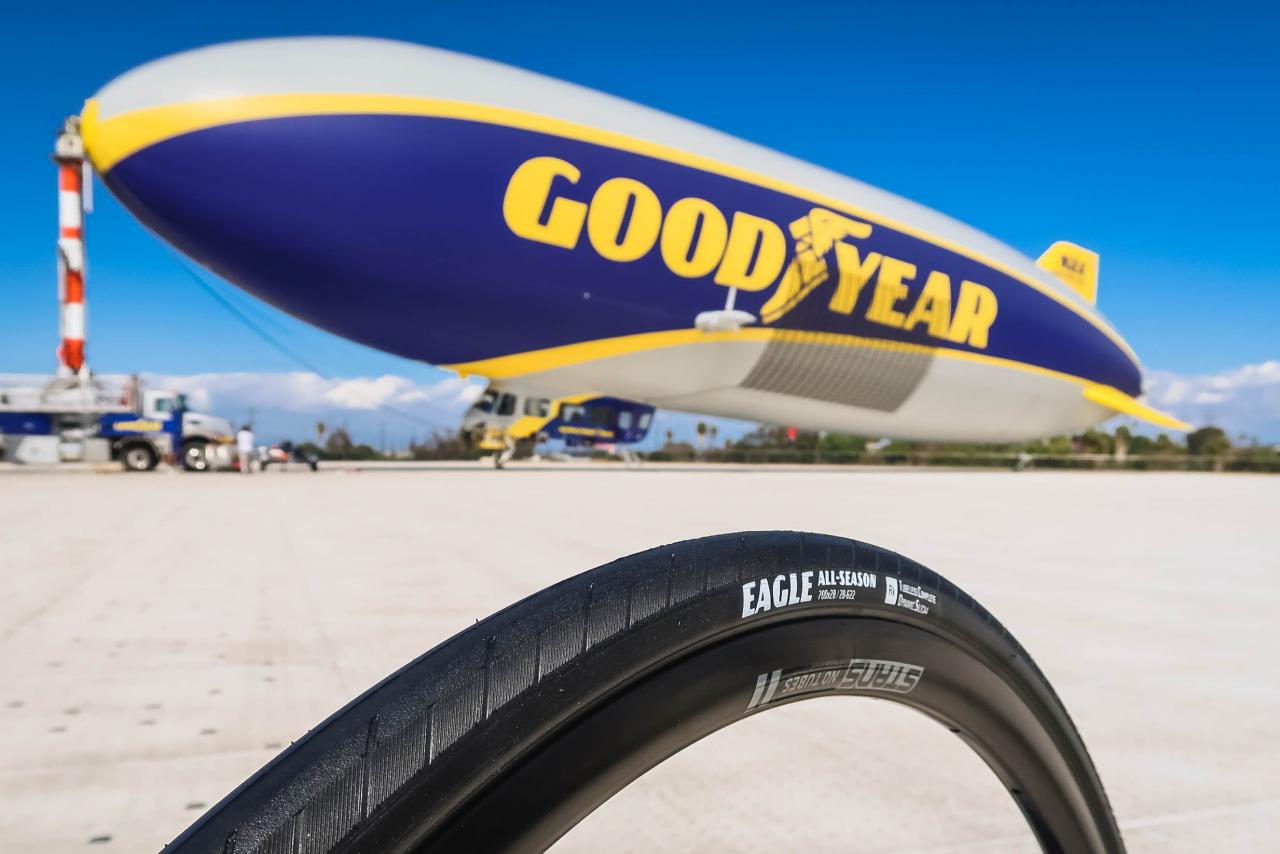 Goodyear Tyres Goodyear Goes Back To Roots Making Bicycle Tyres Road Cc