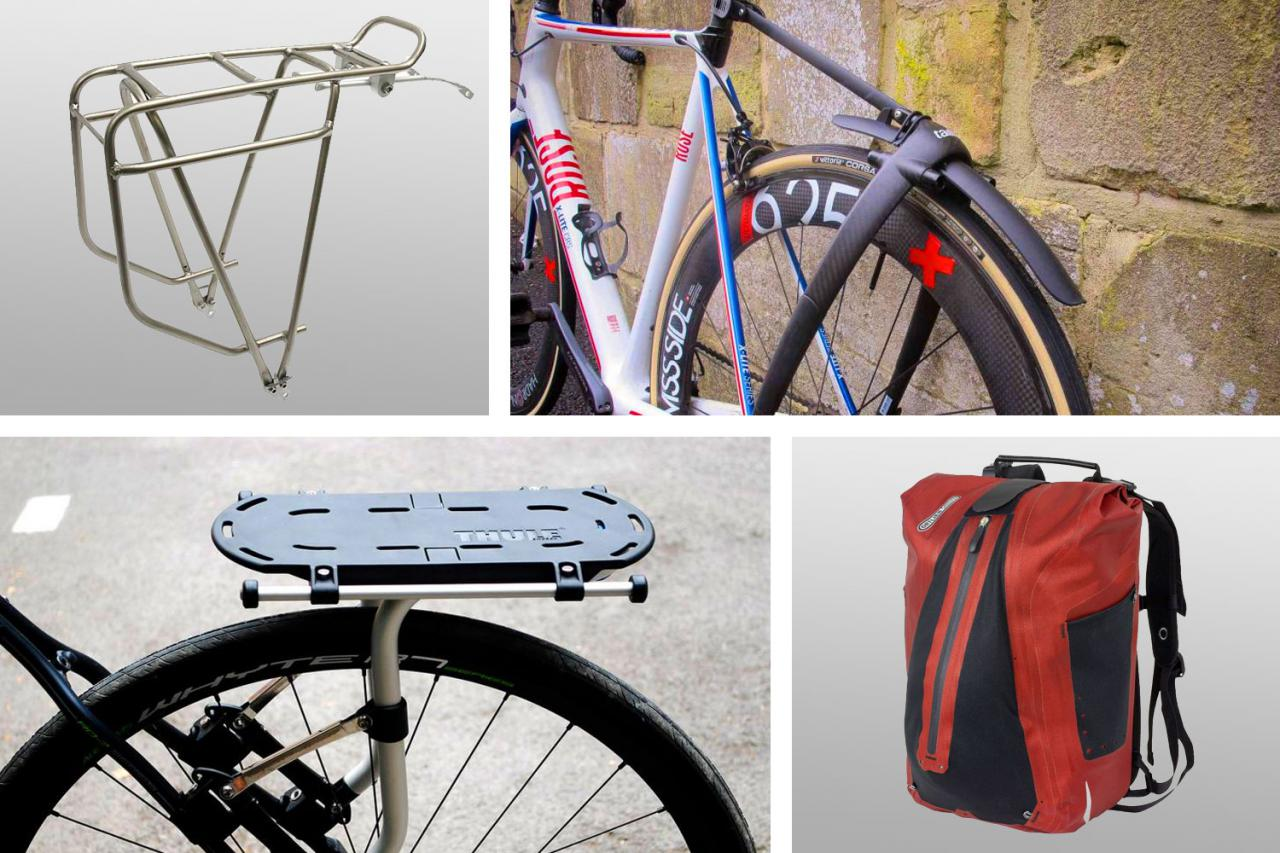 Bike Rack Big W Your Guide To Racks And Panniers All Your Bike Luggage
