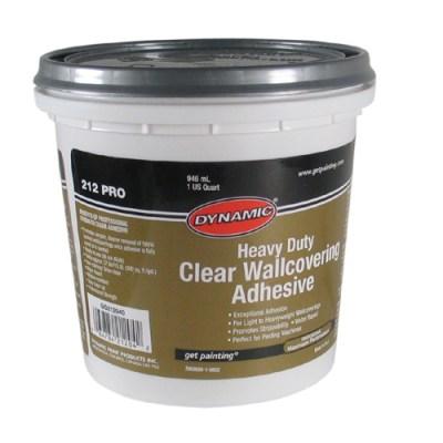 DYNAMIC Adhesive - Clear Wallpaper Adhesive GG6212040   RONA