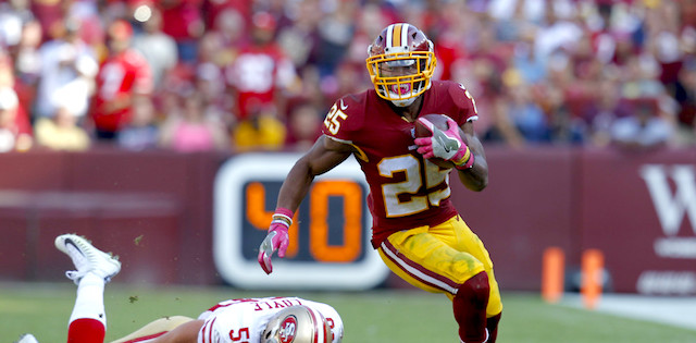 Running Back Depth Chart Projections (Training Camp) RotoBaller
