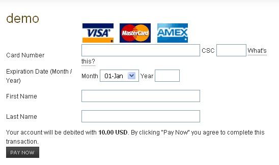 credit card form - Alannoscrapleftbehind