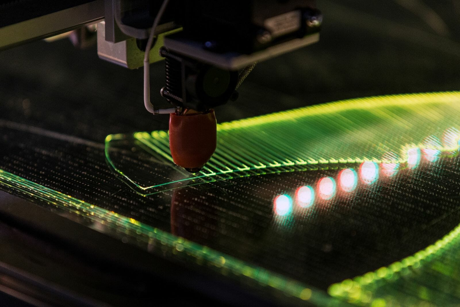 3d Wallpaper Printing Machine Nike Introduces Flyprint Successor To Flyknit Running