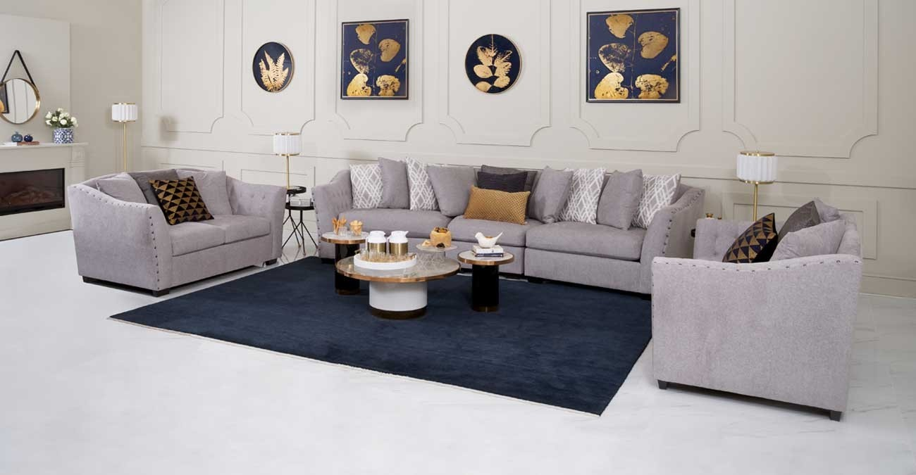 Vancouver Sofa Set Without Pouf Safathome Com Safat Home Kuwait