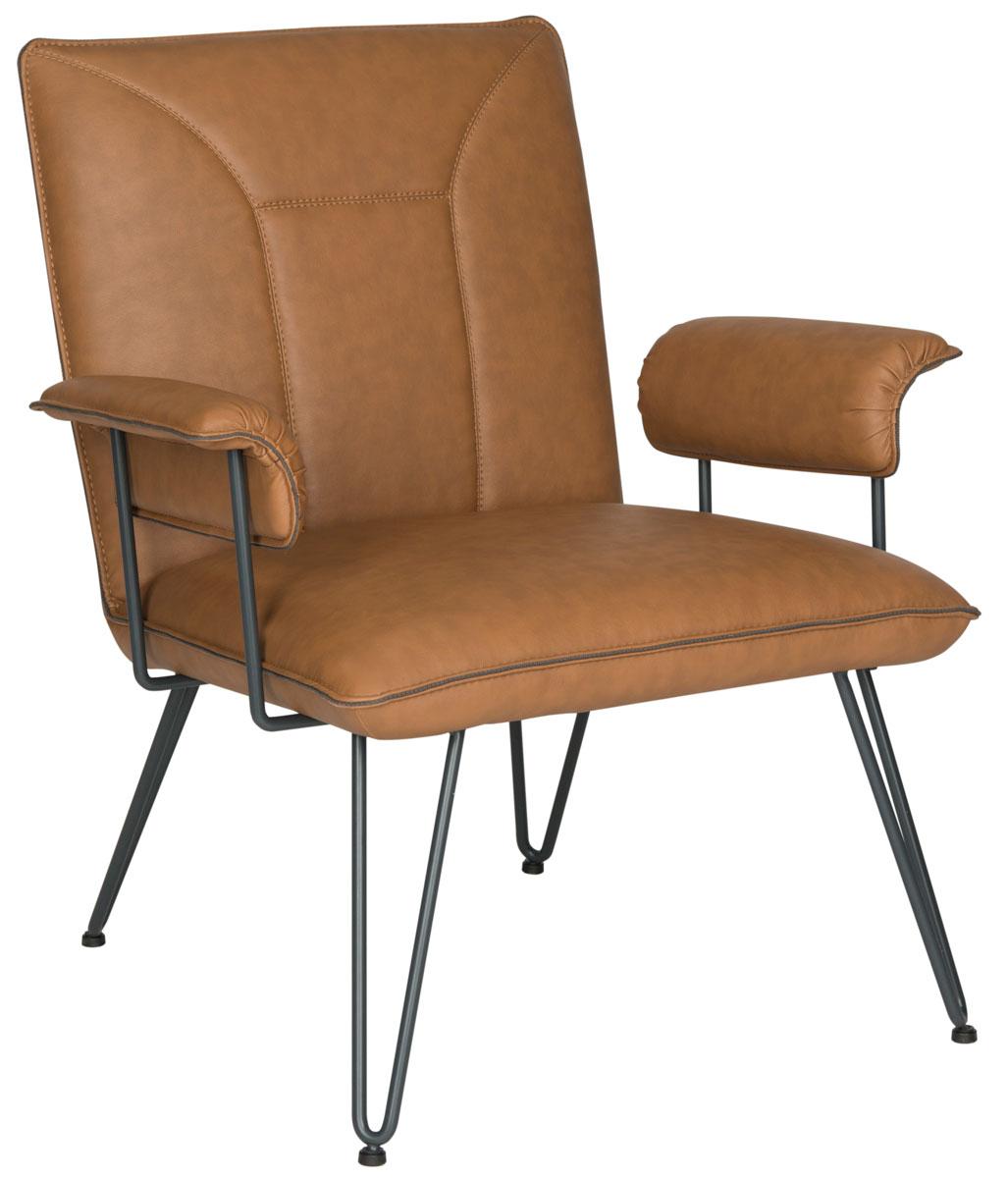 Fullsize Of Leather Chair Mid Century