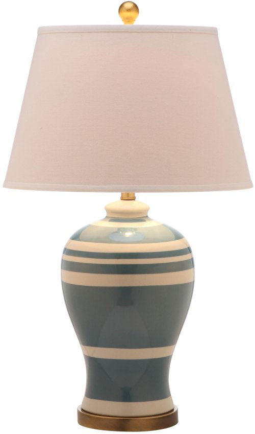 Medium Of Ginger Jar Lamps