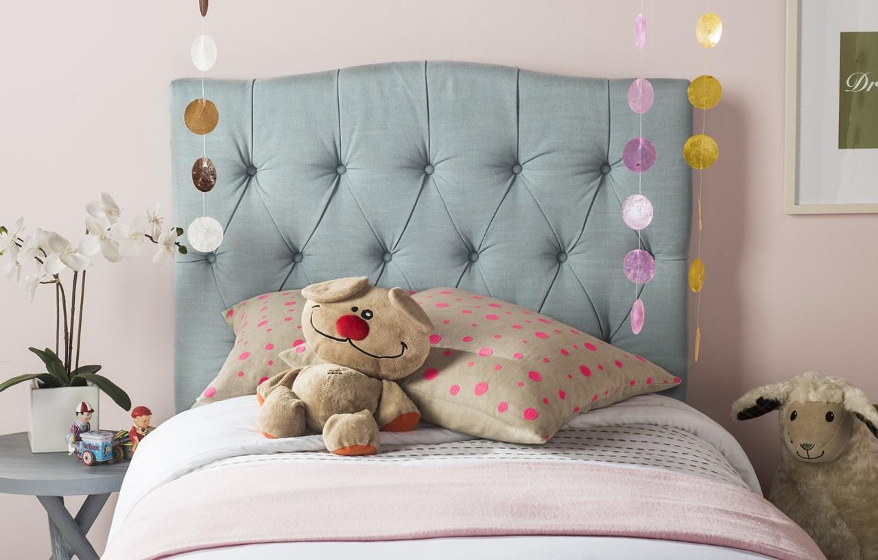 Kids Headboards Mcr4028d Kid S Beds And Headboards Furniture By Safavieh