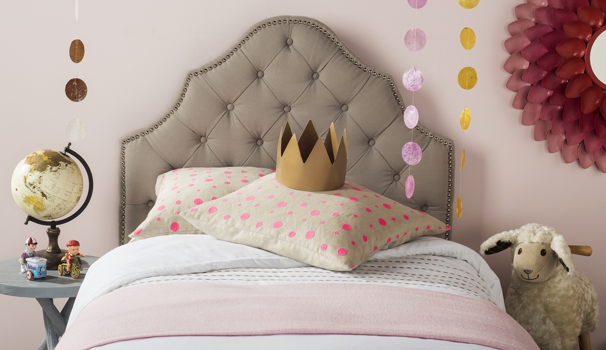 Kids Headboards Mcr4034a T Kid S Beds And Headboards Furniture By Safavieh