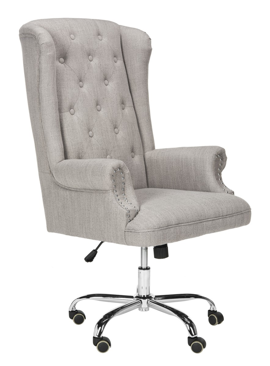 Grey Desk Chair Och4504a Desk Chairs Furniture By Safavieh