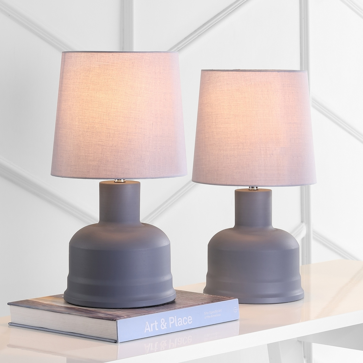 Ultra Modern Table Lamp Tbl4105a Set2 Table Lamps Lighting By Safavieh
