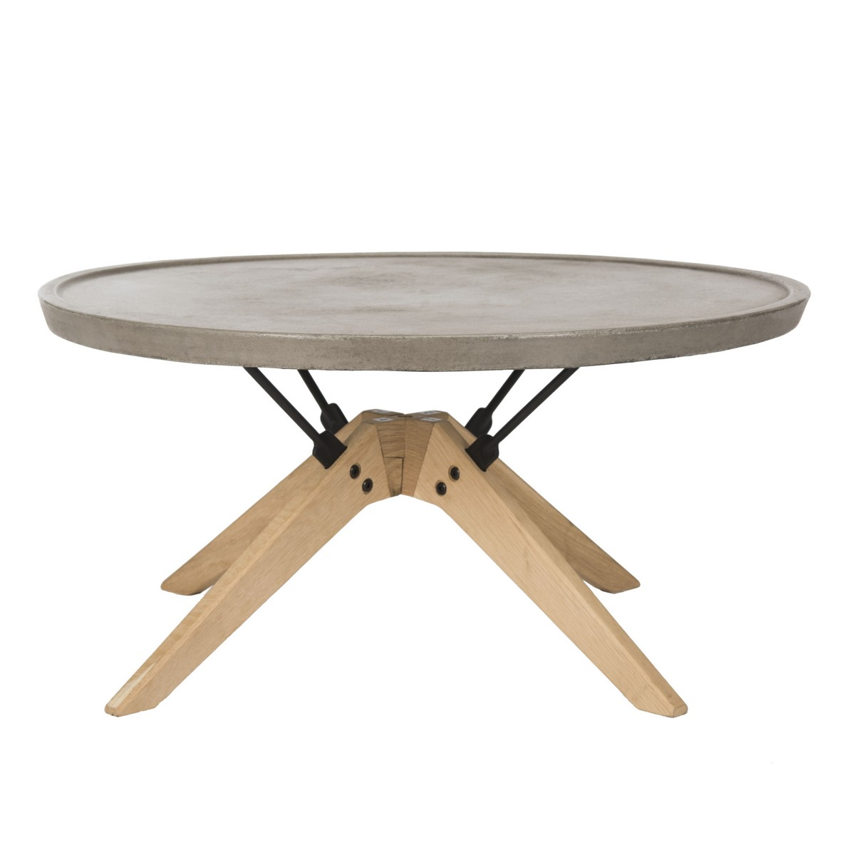 Table Luxe Vnn1026a Patio Tables Furniture By Safavieh