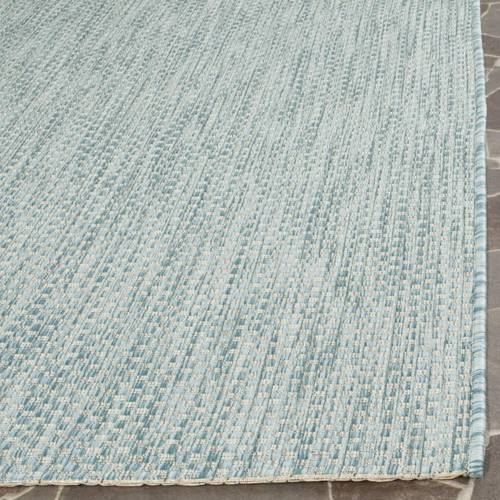 Safavieh Courtyard Aqua Blue Indoor Outdoor Rug Safavieh Courtyard Rugs
