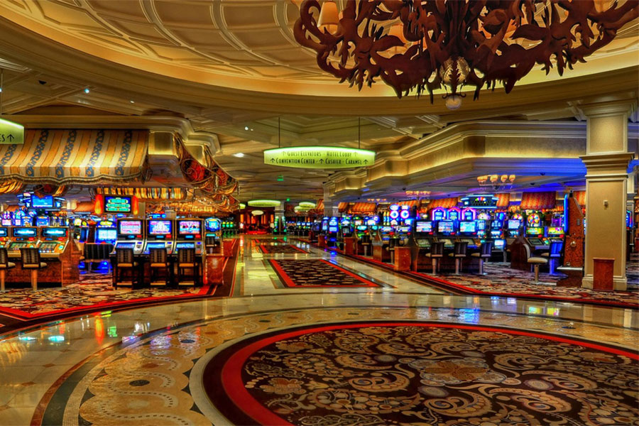 Bellagio Poker Room - Review of the Bellagio Poker Room