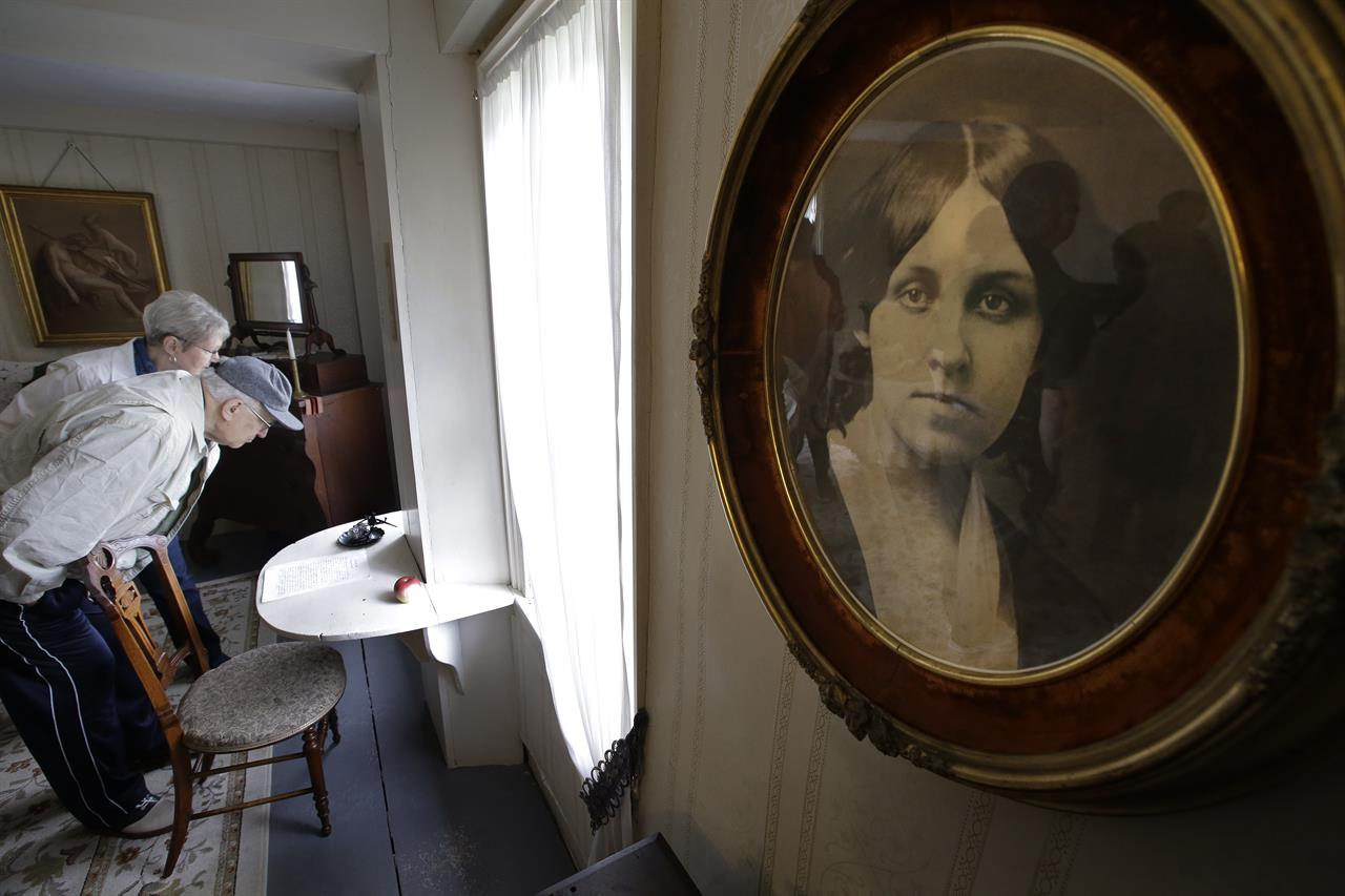 Knus Wonen Little Women And Author Alcott Resonate 150 Years Later 710