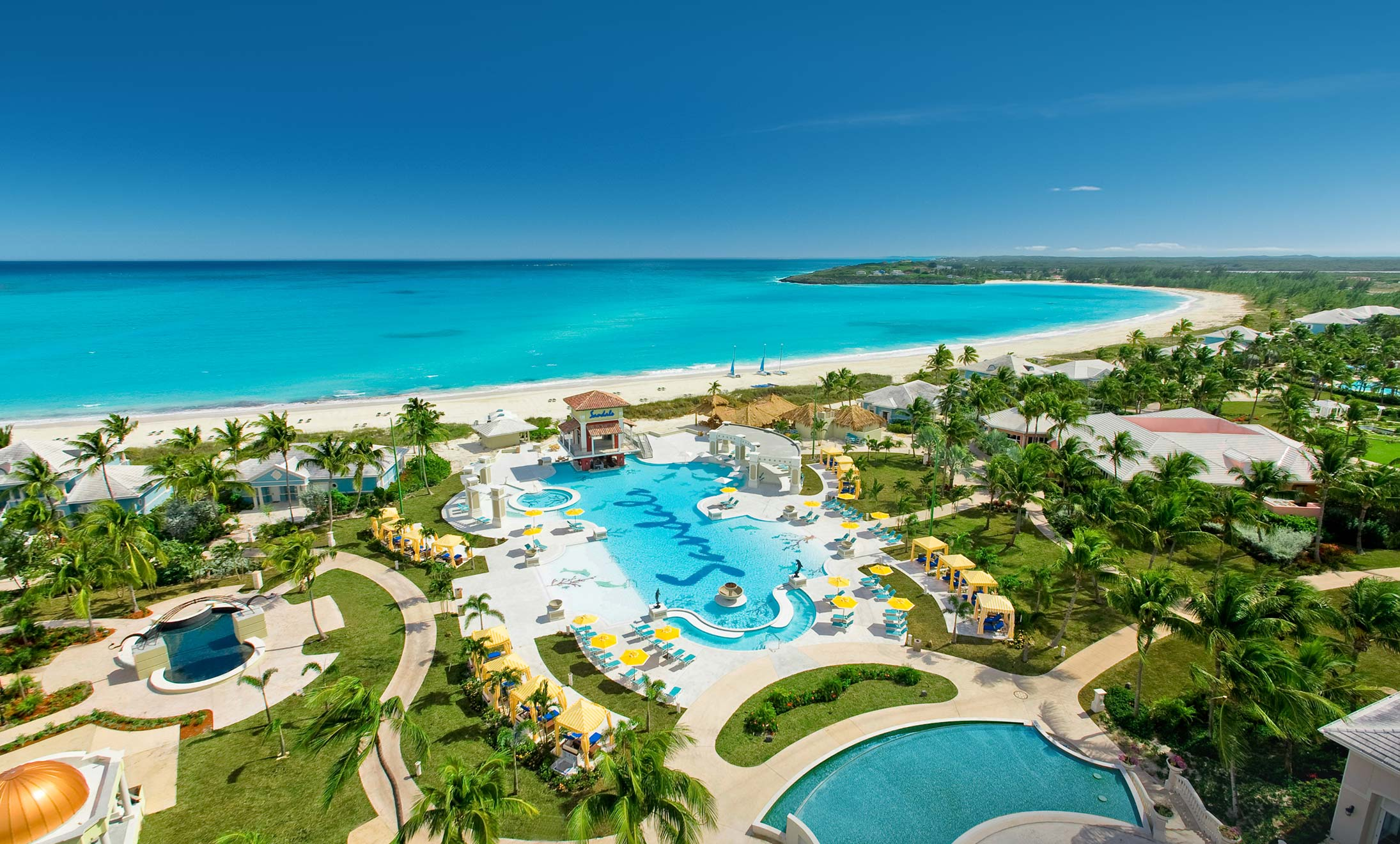 All Inclusive Resort Sandals Resorts Five Star All Inclusive Vacations In The Caribbean