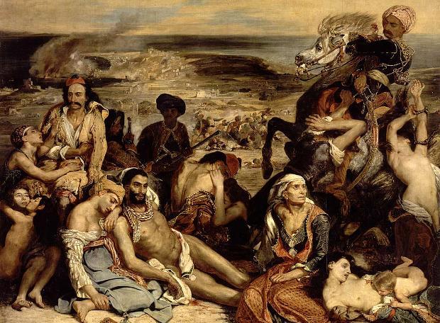 Η Σφαγή της Χίου – Αυτό και αν ήταν Γενοκτονία